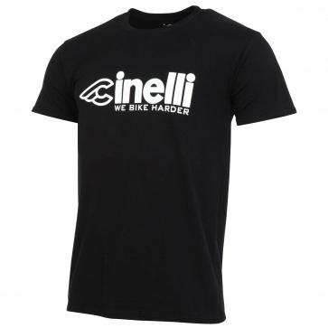 Cinelli Bike Harder T-Shirt