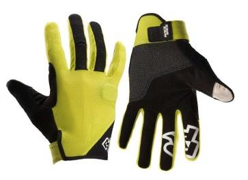 Race Face Trigger Gloves Sulphur