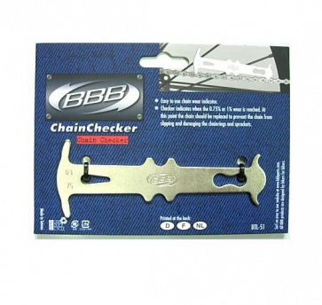 BBB BICYCLE BIKE CHAIN CHECKER TOOL BTL-51