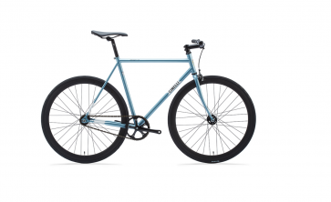 Cinelli Gazzetta Complete Fixed Gear Bike - Blue