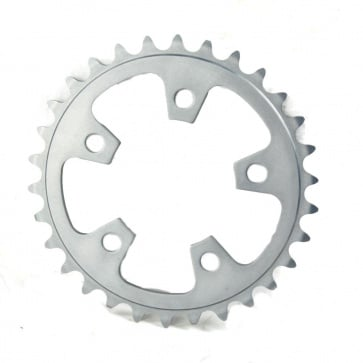 Shimano Fc-6603 Ultegra 30t 74bcd 10-speed Chainring - Silver