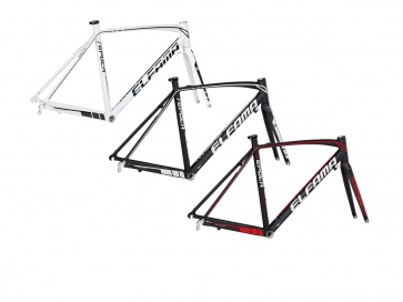 Elfama Epoca Alloy Road Bike Frame and Fork 2015