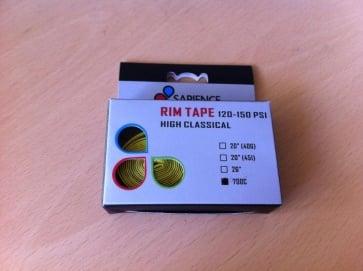 Sapience high tensible nylon rim tape 700c 150psi
