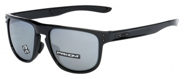 Oakley Holbrook R Asia Fit Sunglasses OO9379-0655 Polished Black | Prizm Black Polarized Lens