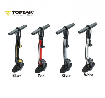 Topeak JoeBlow Max HP floor air pump black bicycle