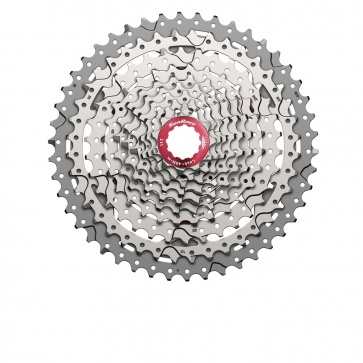 Sunrace MTB Sprocket CSMX3 10s 11-42 metallic