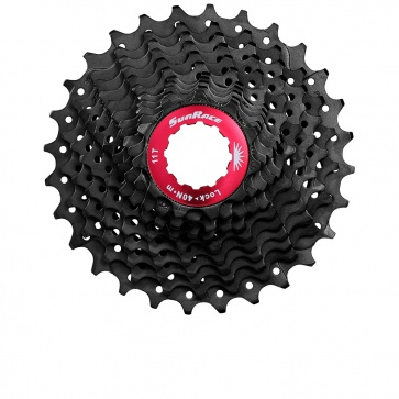 Sunrace Road Sprocket CSRX1 11s 11-36 black