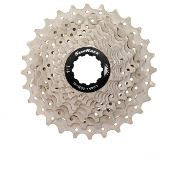 Sunrace Road Sprocket CSRS0 10s 11-25 metallic