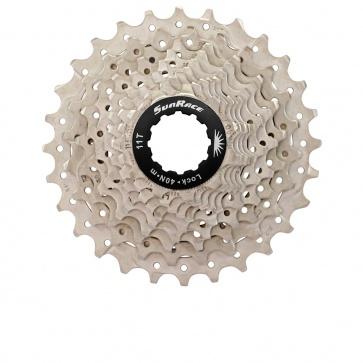 Sunrace Road Sprocket CSRS0 10s 11-32 metallic