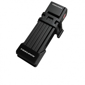 Trelock FS 200-75 Two Go Folding Lock - black