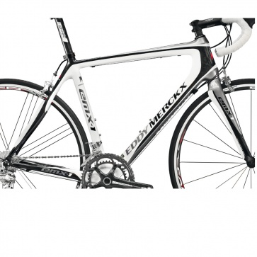 Eddy Merckx Frame Set EMX-1 VK 1295 White Gray