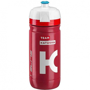 Elite Corsa Water Bottle 550ml - Katusha