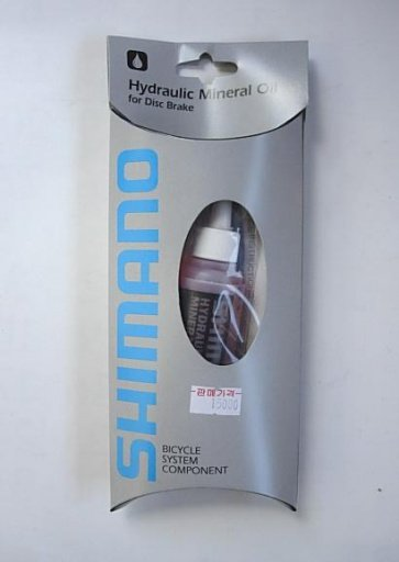 Shimano Bicycle Bike Disc Brake Oil Mountain 50ml