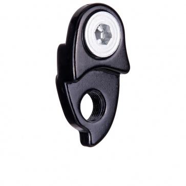M-Wave Rear Derailleur Adapter Ada Range Alu Black for Wide Ratio CS