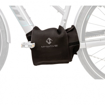 M-Wave Protective Cover For E-bike Mid-engine Neoprene