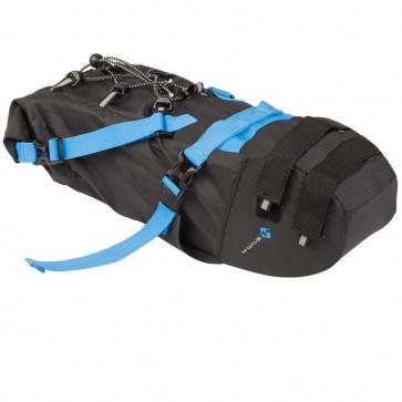 M-Wave Bikepacking Saddle Bag Black 5 Liters