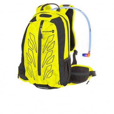 M-Wave Water Back Bag Bikepacking Neon Yellow