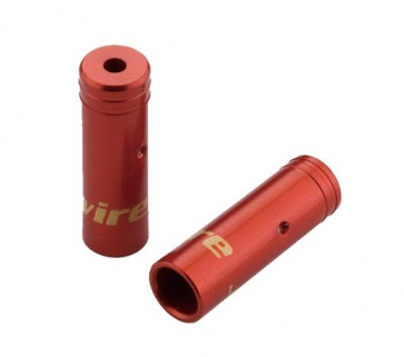 JagWire Bike Bicycle End caps BOT057OJ Red