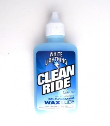 WhiteLightning Clean Ride Cleaning Lubricant 60ml