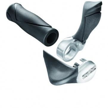 Ergotec MF2 Grips- Black