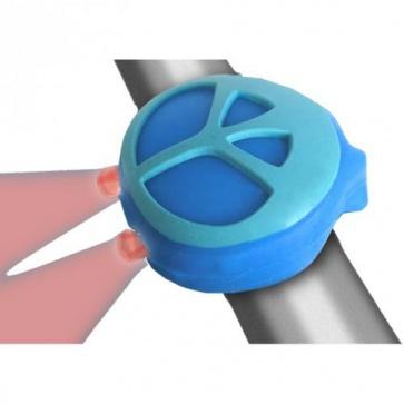 Clean Motion Light Rear Boogie Bug Peace Blue