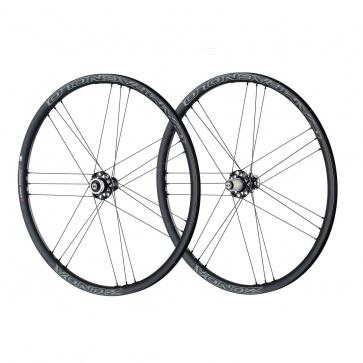 Campagnolo Zonda Front QR Rear QR AFS 700C Wheelset Disc