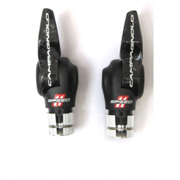 Campagnolo Carbon TT Tri Shifters 11SP