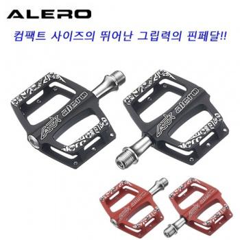 Alero Alloy Pedal PD-181 CNC 260gr/pair
