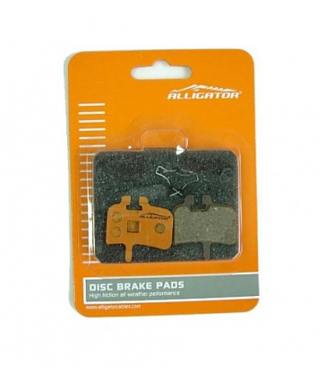 Alligator Avid Code Semi Metallic Disc Brake Pads