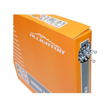 Alligator Mountain Brake Cable Superior Shine 1.5x1700 100pcs