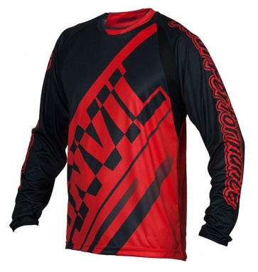 Anvil DH Jersey Red