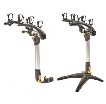 SARIS T-BONES UNIVERSAL HITCH 3 BIKE w/ STAND