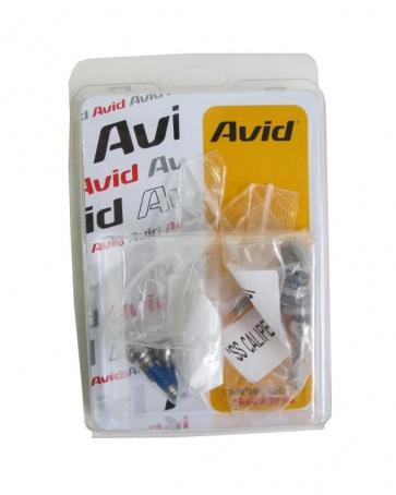 Avid Disc Brake Adapter HardWare Bolt Set CPS Standard