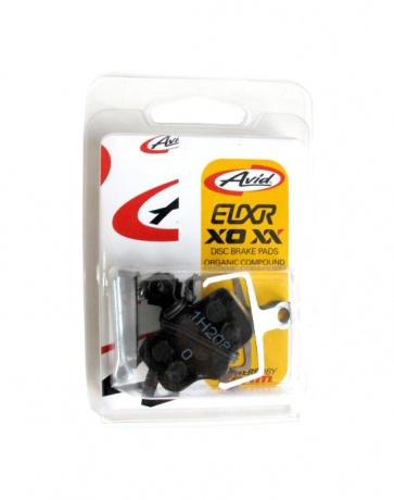 Avid Elixir Steel XO XX organic disc brake pads shoes