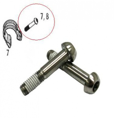 Avid Lever Bar Clamp Ti Bolts Elixir CR Mag XO XX