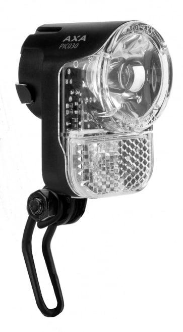Axa Headlight Pico 30-E Switch 6-42 Volt