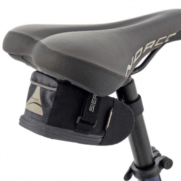 Axiom Sierra LX Seat Bag Black Gray
