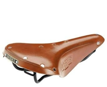 BROOKS B17 STANDARD BICYCLE CYCLING SADDLE SEAT HONEY