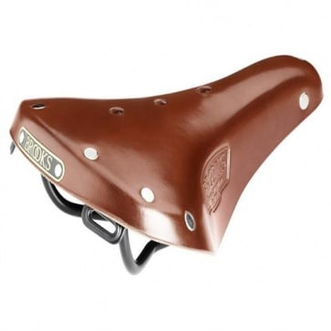 BROOKS B17 S STANDARD BICYCLE CYCLING SADDLE SEAT Brown