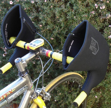 BAR MITTS EXTERNAL CABLE ROUTING SHIMANO SM