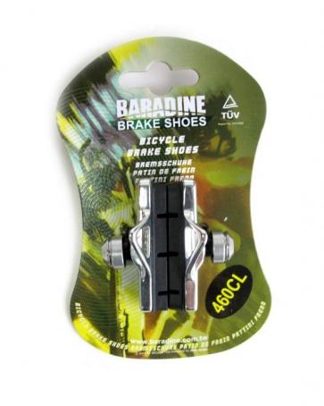 Baradine 460CL road bike brake cartridge pads shoes campagnolo
