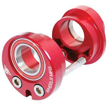 Wheels MFG Eccentric Bottom Bracket For PF30 GXP Cranks