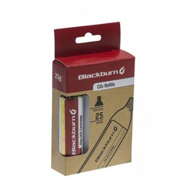 Blackburn Threaded 25g CO2 3pack