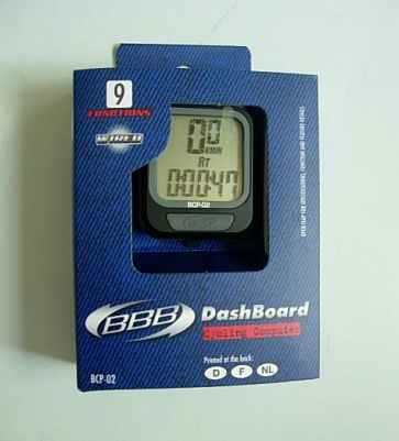 BBB BCP-02 Dashboard Wired Cycling Computer