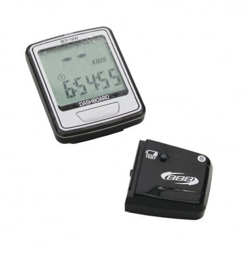 BBB BCP-16W Dashboard Wireless Cycling Computer