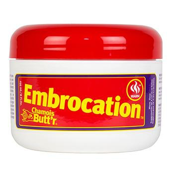 CHAMOIS BUTT'R WARM EMBROCATION 8oz JAR
