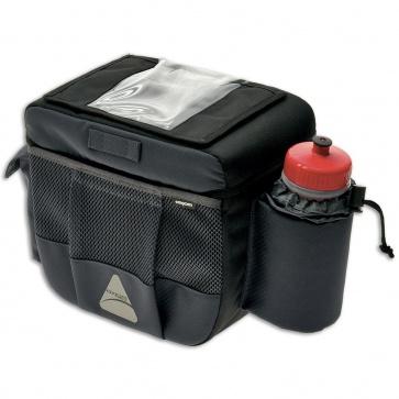 AXIOM BARKEEP DLX 16 BAR BAG GREY/BLACK