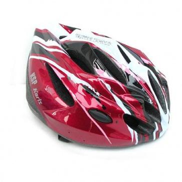 [BicycleHero] Bicycle Caris Helmet RED