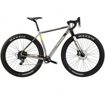 Wilier Jaroon Plus Rival 1x11SP Bike Titan Yellow