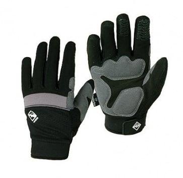 Bicycle Hero Neoprene Mountain Bike Cycling Gloves L